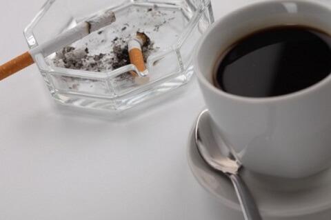 たばこ・お酒・コーヒーと脱毛の関係ブログ3