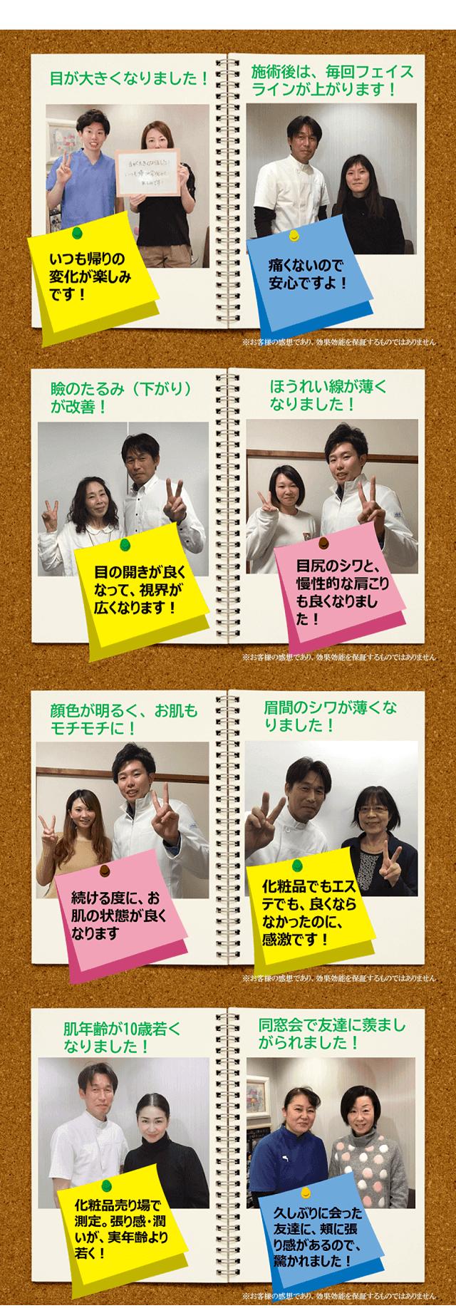 しんきゅうコンパス美容鍼2