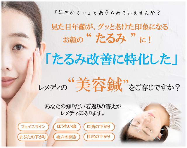 しんきゅうコンパス美容鍼0